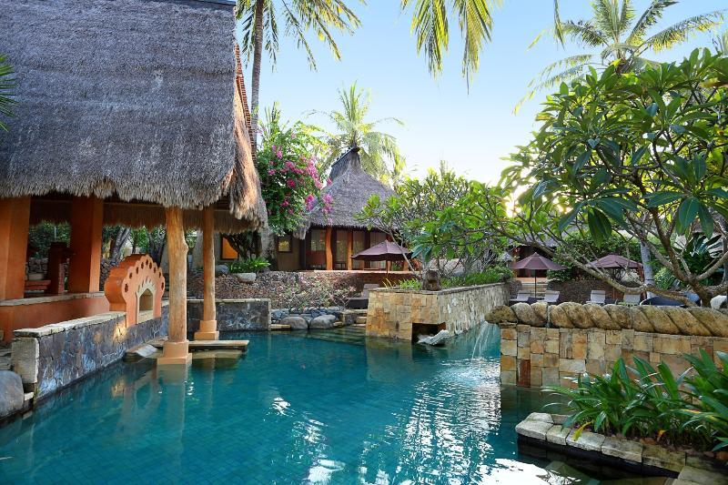 Garden Pool Villas at Novotel Lombok, location de vacances à Kuta
