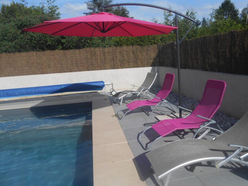 Gîte 3* avec piscine: «les terrasses d'azay», 12 personnes, 6 chambres, holiday rental in Azay-le-Rideau