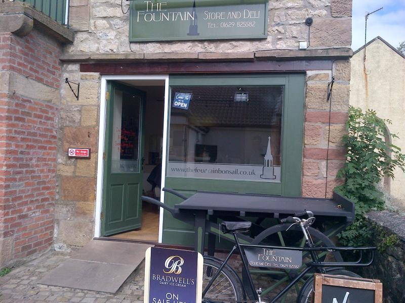 Our marvellous new village shop! open seven days a week.
