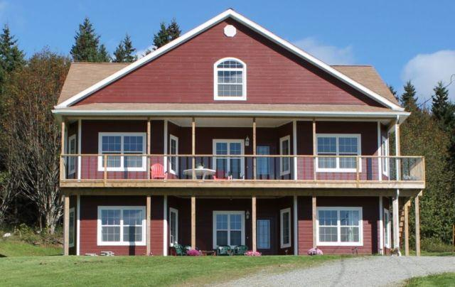 The Fiddle and the Sea B&B, holiday rental in Mabou
