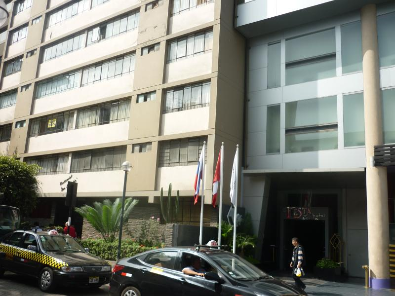 EDIFICIO SAN HILARION / CASINO HOTEL FIESTA