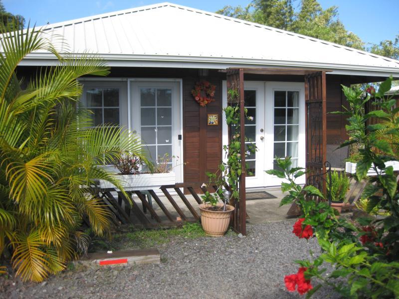Garden House Hideaway, vacation rental in Paauilo