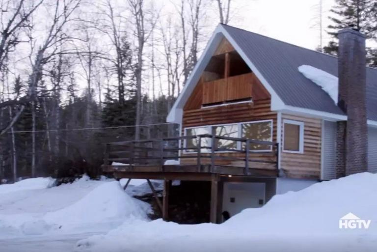 Whitefish Cozy Cottage as seen on HGTV's House Hunters