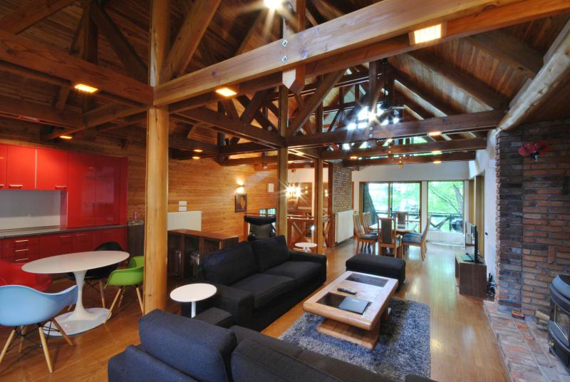 Jumoku House - Luxury Chalet, vacation rental in Chubu