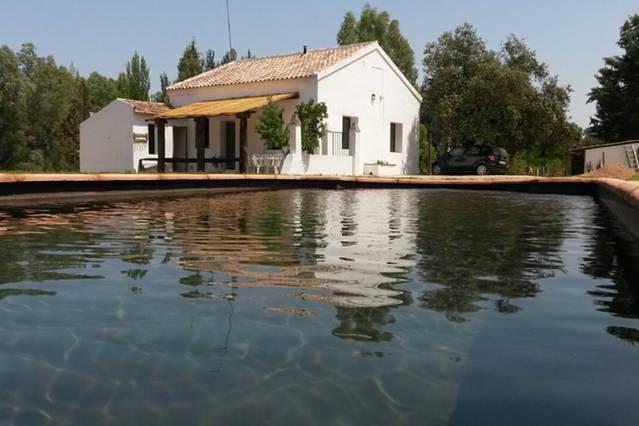 Casa Rural La Umbria de la ribera. Casa del Guarda, vacation rental in San Nicolas del Puerto