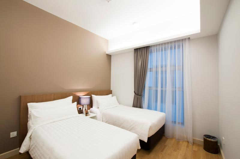 Suasana Suites 02 Bedrooms