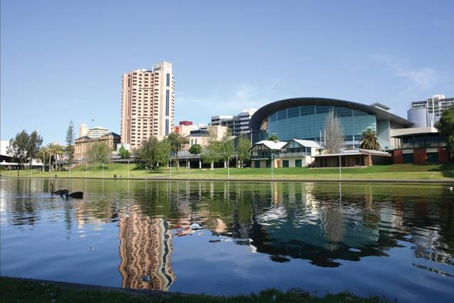 The Torrens River