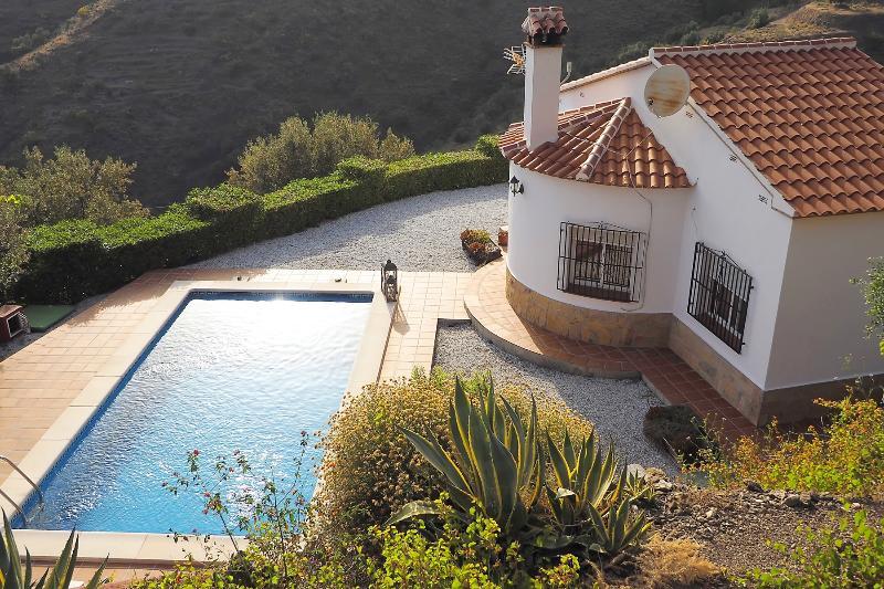 House with Private Pool (Lantana), vacation rental in Algarrobo