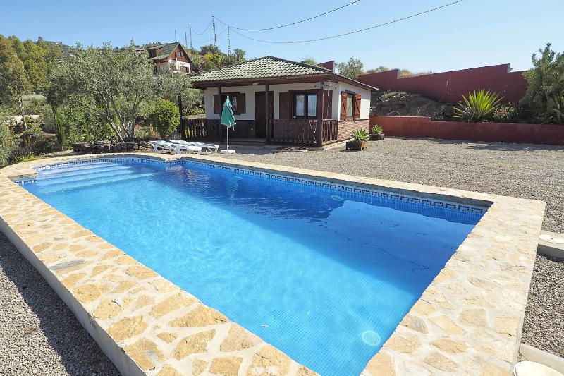 House with Private Pool (Tranquila), vacation rental in Algarrobo