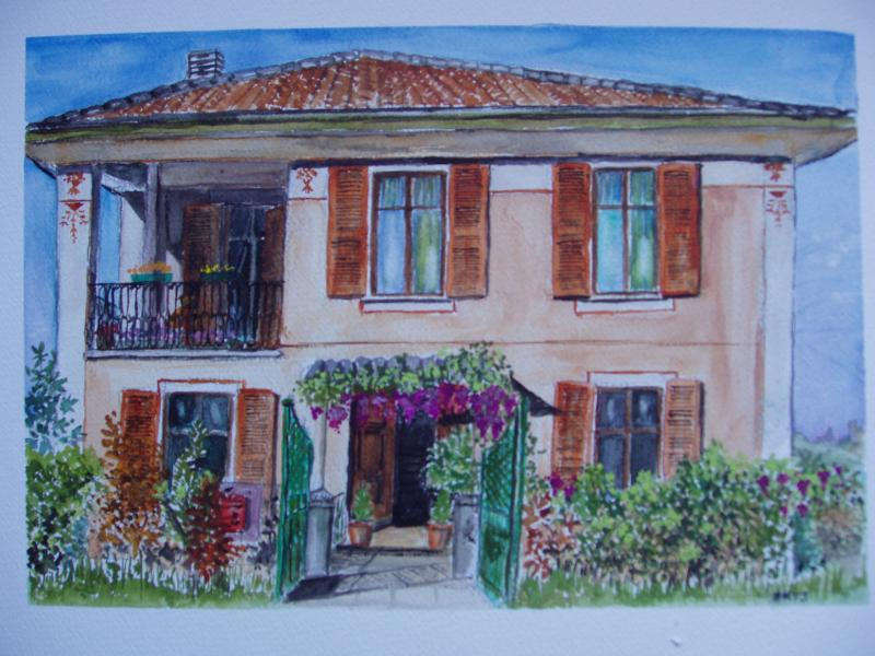 Villino Bianca Water Colour