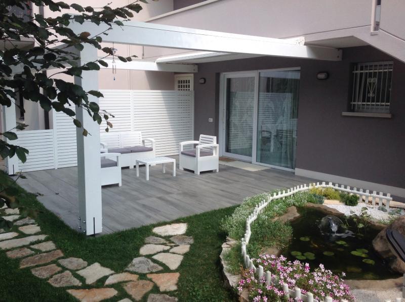 appartamento con giardino, vakantiewoning in Rubano