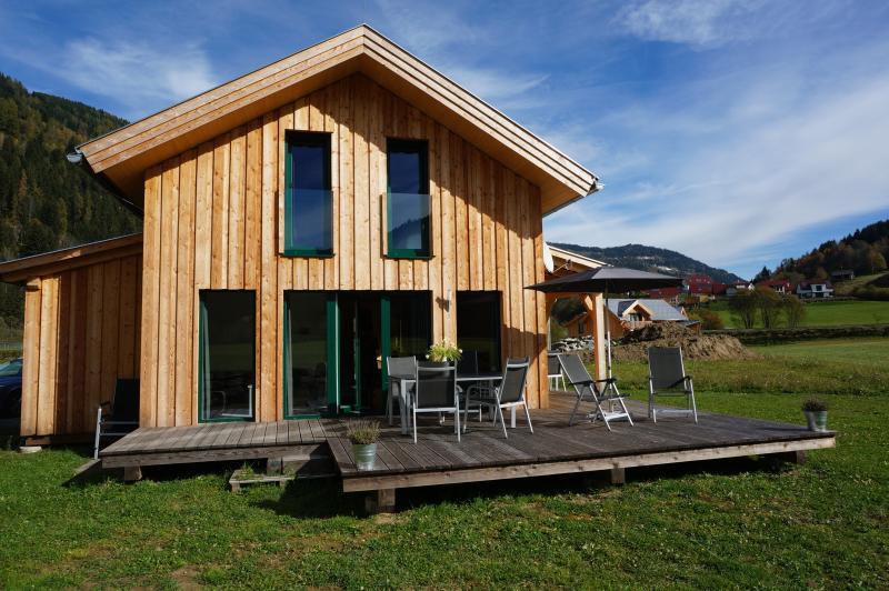 Chalet Bellevue Feriendorf Murau, holiday rental in Sankt Georgen ob Murau