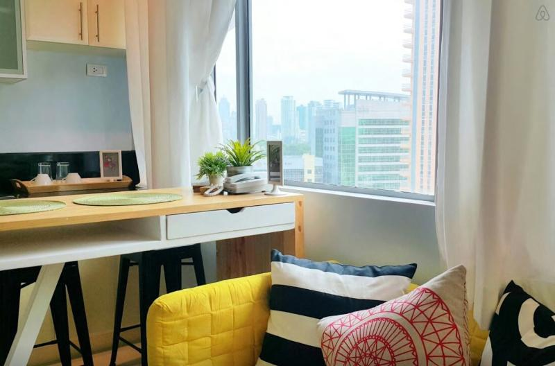CHEAP FINDS! Fresh Studio at Mckinley Hill , BGC, holiday rental in Taguig City
