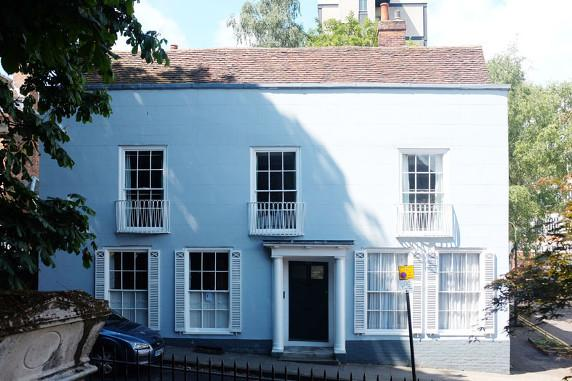 A Beautiful 7 bedroom Georgian Guest House in Colchester Town Centre, holiday rental in Nayland