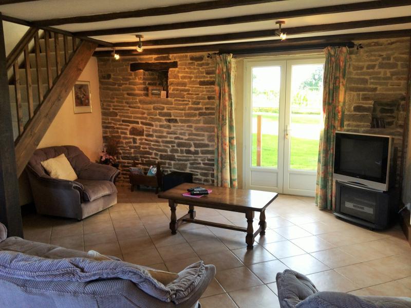 Longere Living room