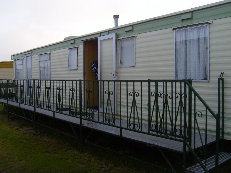 static caravan/mobile holiday home, holiday rental in Skegness