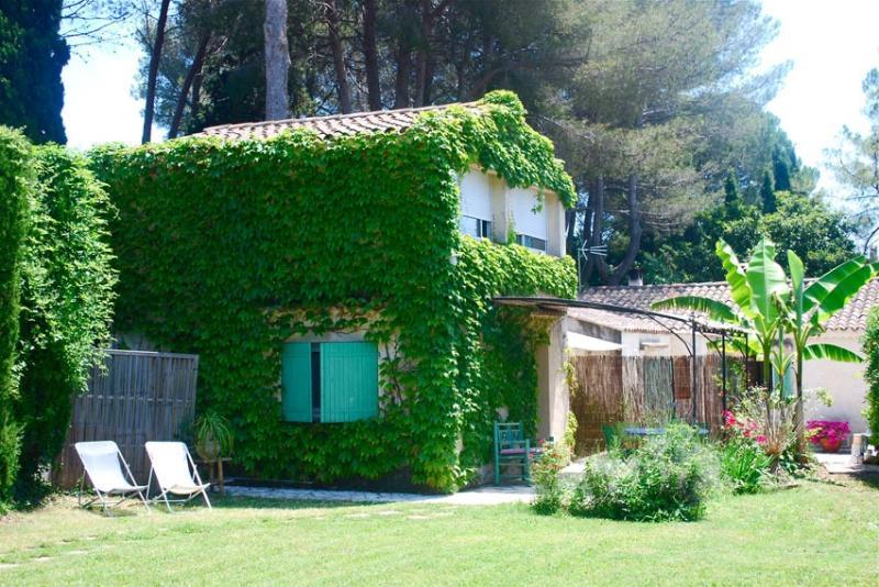 Gîte indépendant calme avec jardin