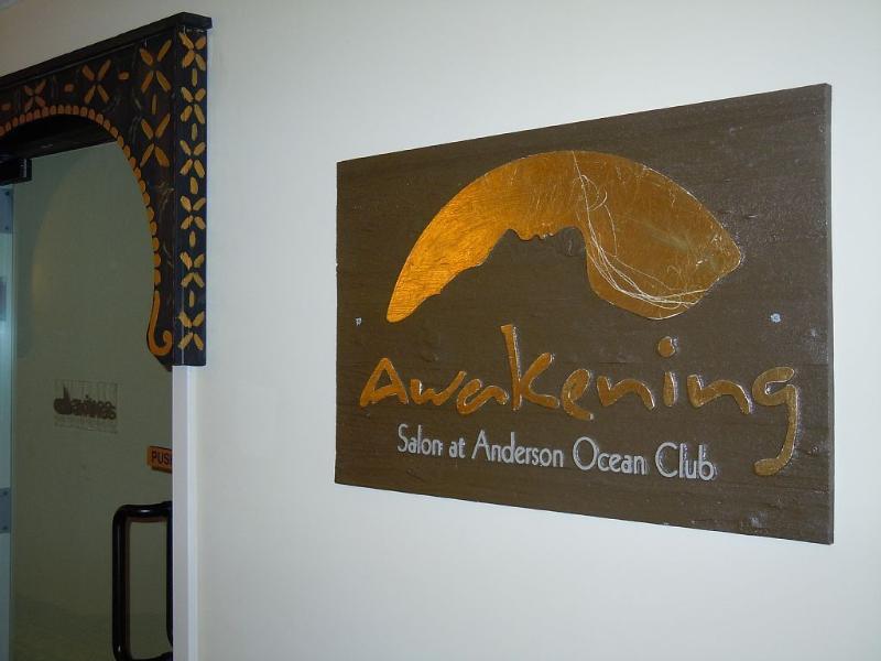 Anderson Ocean Club Awakenings Spa