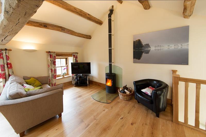 The Granary Escape a luxury cosy hideaway in the Lake District, location de vacances à Cockermouth