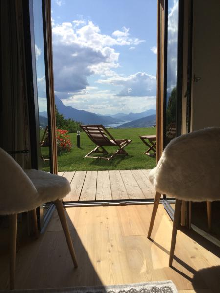 LA PETITE TROTTE A LEON, holiday rental in Chateauroux-les-Alpes