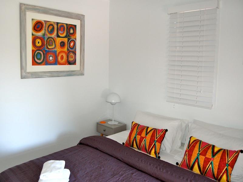 Bedroom 2 king configuration