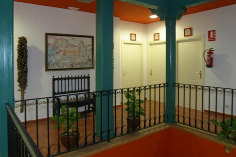 Habitación doble SA en Hotel rural 'La Casa Rural', aluguéis de temporada em Sesena Nuevo
