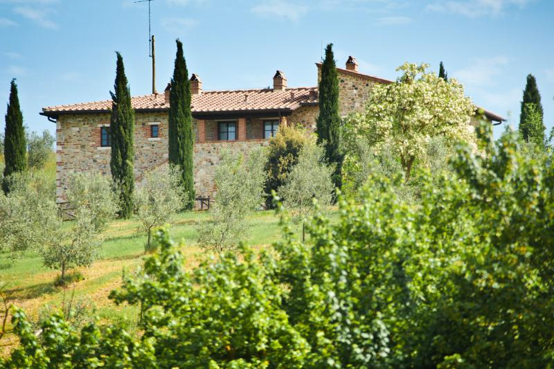 Podere Campaini, holiday rental in Volterra