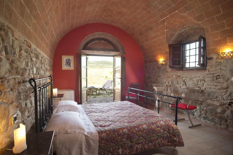Podere Campaini appartamento Edera, holiday rental in Volterra