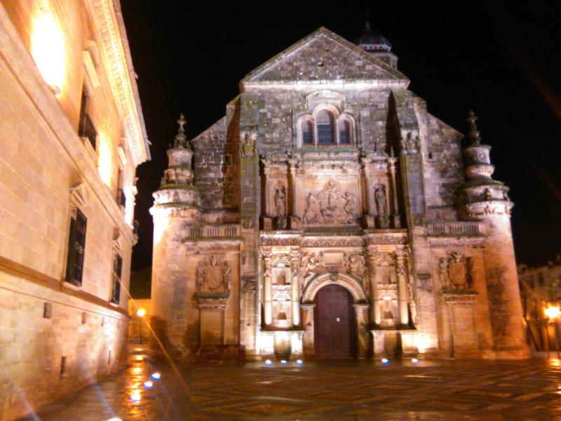 La Capilla de San Salvador en Ubeda