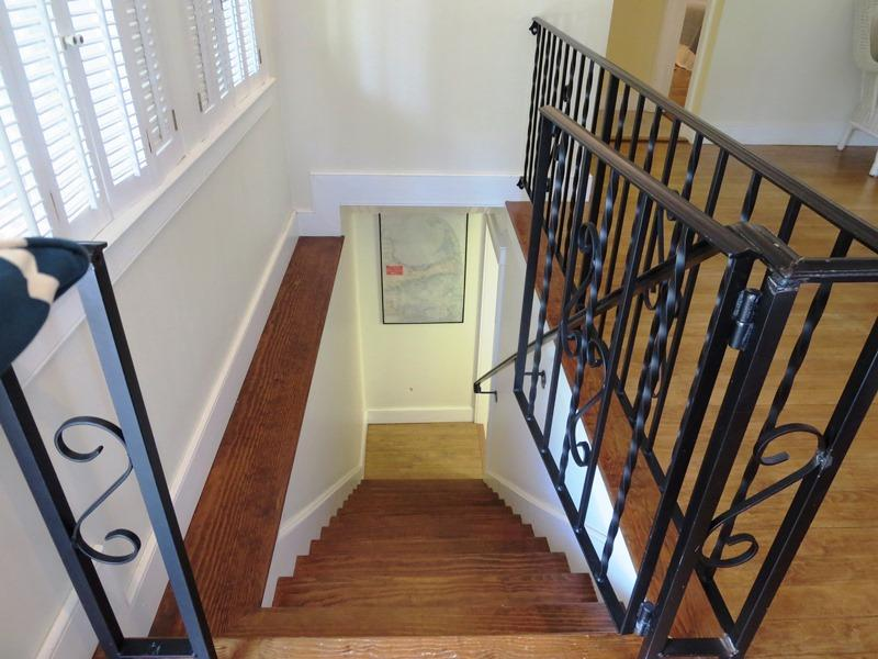 Steps to the main level of the home - 21 Beechwood Road Centerville Cape Cod New England Vacation Rentals