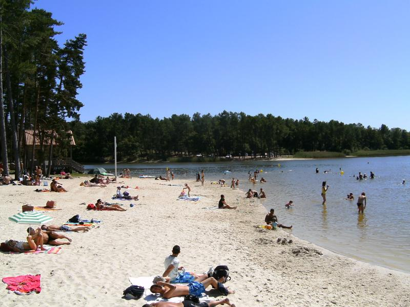 White sandy beach 15 mins away with lifeguards.  Perfect for those hot sunny days.