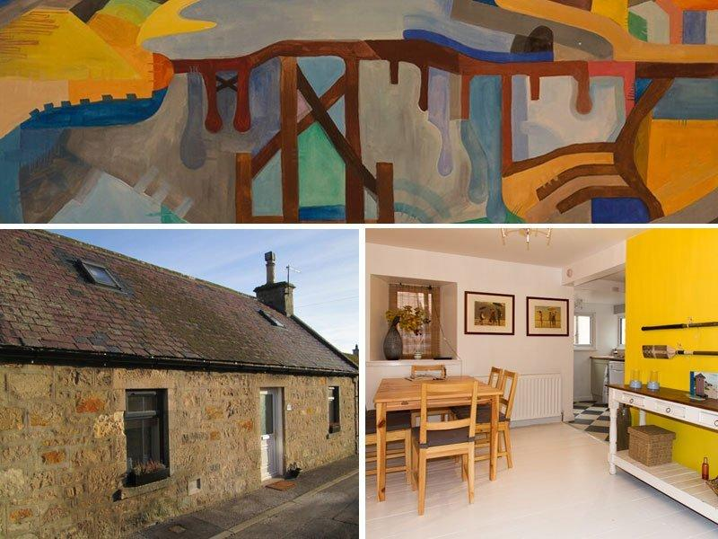 Lossiemouth holiday cottage Bethany by the Sea, casa vacanza a Moray