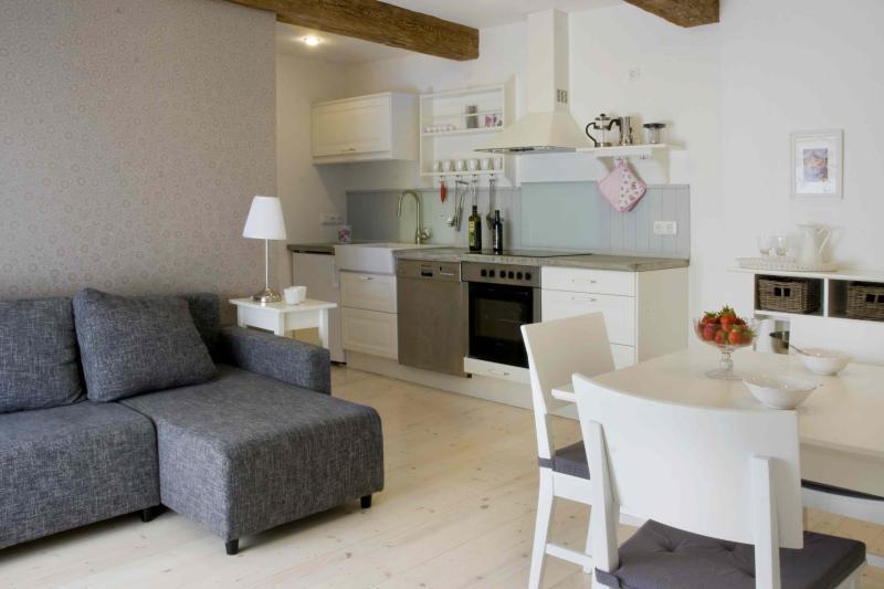 Wohnküche Messingbettappartement