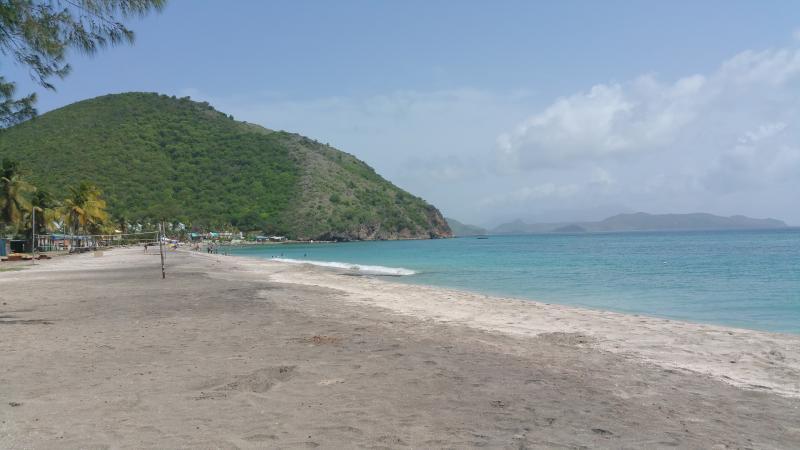 Carribean Beach (5min walk)