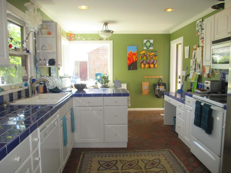 Large Kitchen with everything you need to cook and entertain