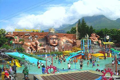 Jatim Park I amusement park is within 10 minutes driving