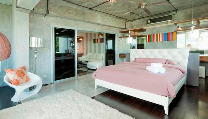 Patong-Private Pool-4 Bedroom Villa TR, holiday rental in Patong