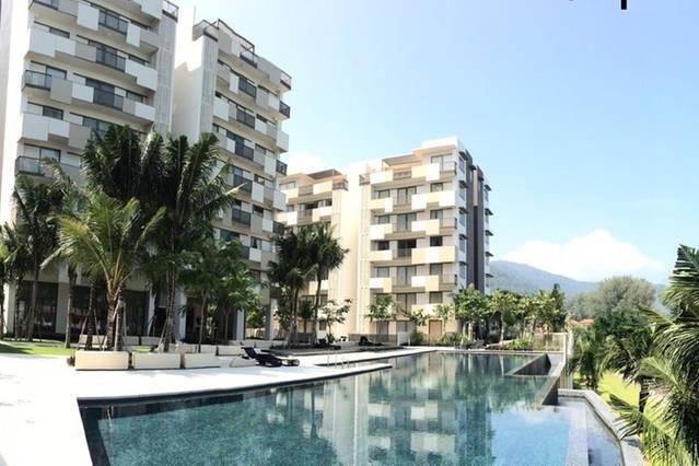Beachfront Luxury Suites,Penang, Ferienwohnung in Teluk Bahang