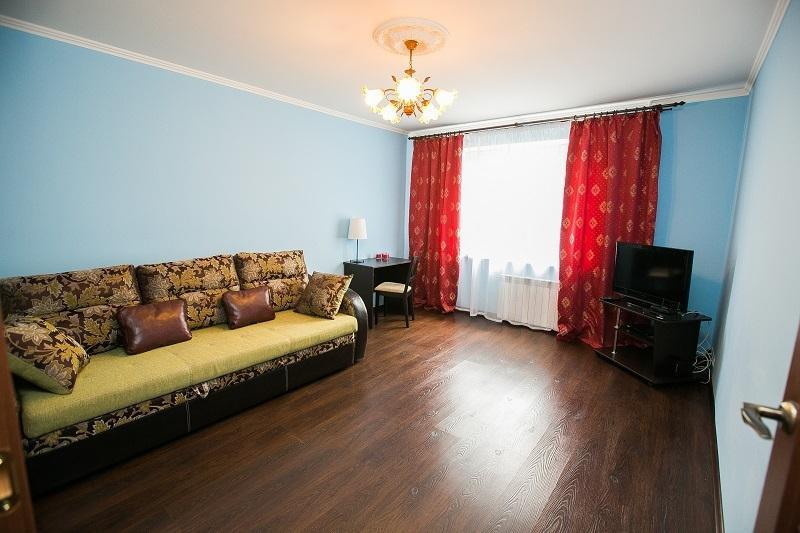 Cozy apartment at Trekhgorniy Val Has Central Heating and ...