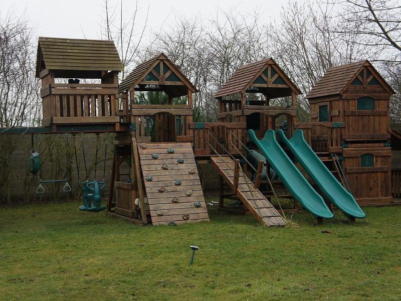 Gäste können die Eigentümer Klettern frame