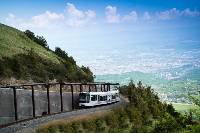 51.Petit train of Puy de Dôme