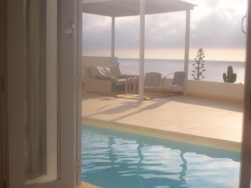 pool terrace pergola