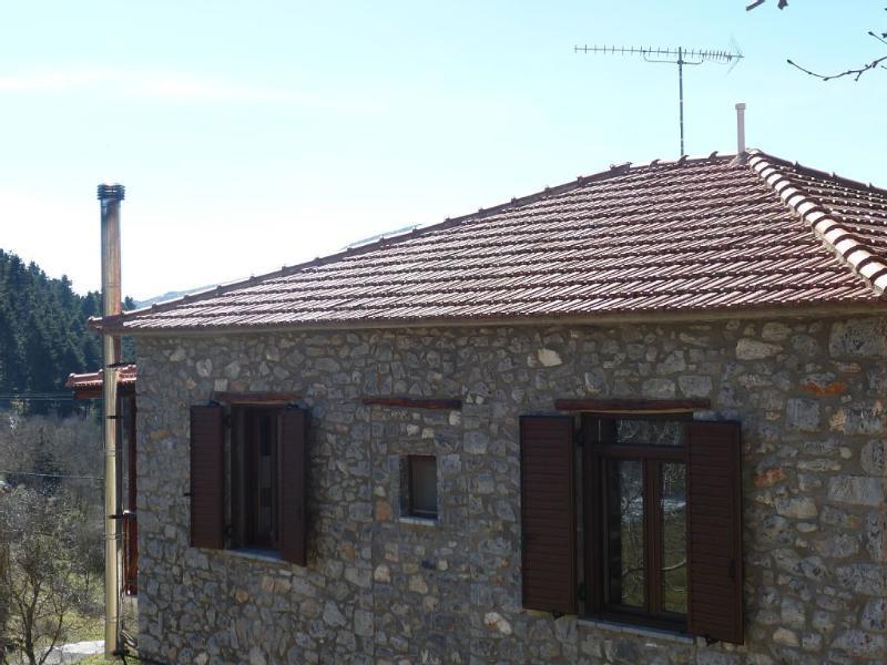 Mainalon Mountain-Traditional House, holiday rental in Vytina