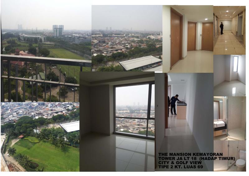 JiExpo Kemayoran Summer Apartment, casa vacanza a Jakarta