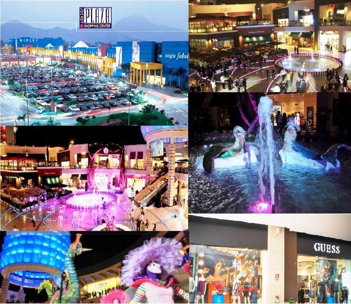 op 30 minuten met de auto vindt u de beste en grootste winkelcentrum van Lima naam 'Jockey Plaza'