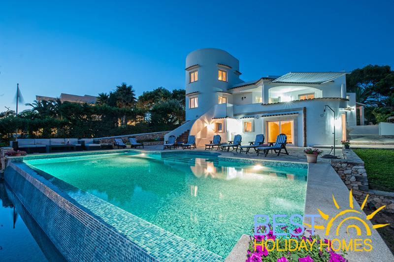 Villa Turquesa, holiday rental in Cala Mondrago
