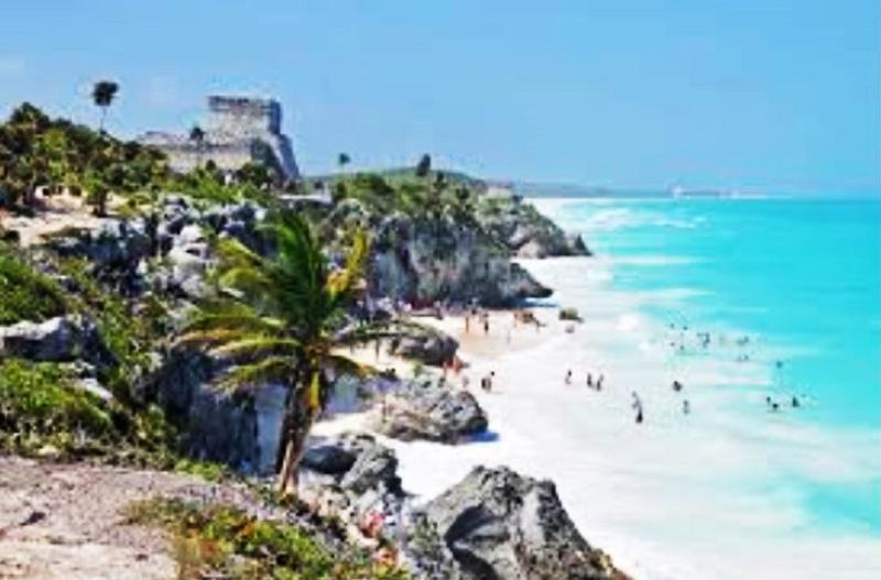 8 minutes from the Tulum Ruins