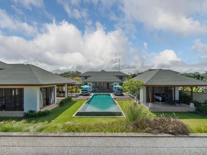 Pandawa Cliff Estate - Villa Marie - The villa