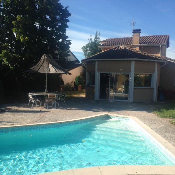 casa, contemporânea em Toulouse