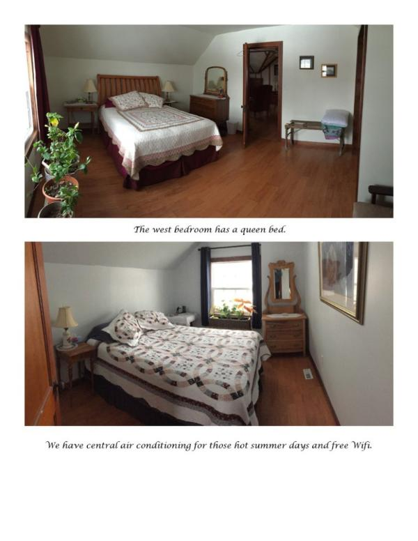 A Touch of Country Bed & Breakfast, Ailsa Craig, Ontario, holiday rental in Middlesex Centre